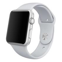 Siliconen band Apple compatible fog