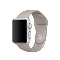 Siliconen band Apple compatible stone