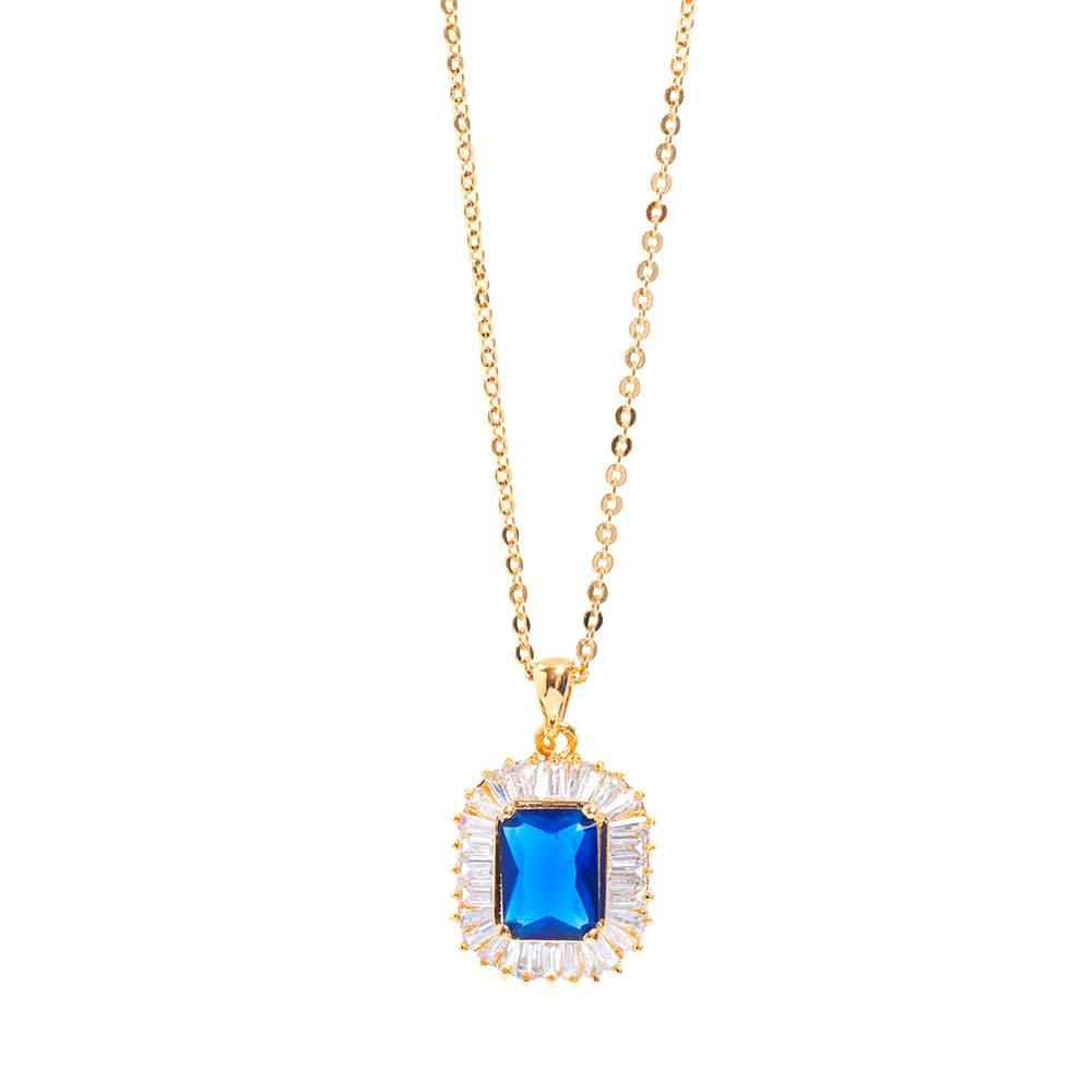 Blue Velvet gold