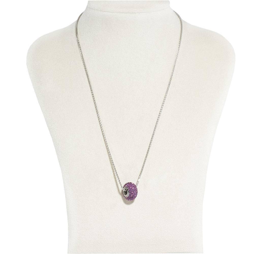 Cesar's Halskette My Charm, amethyst
