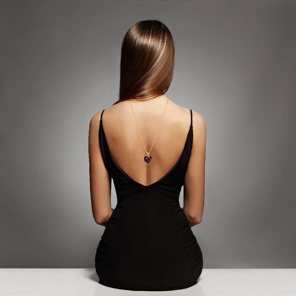 DEMI Collection Halskette Pretty Woman, amethyst