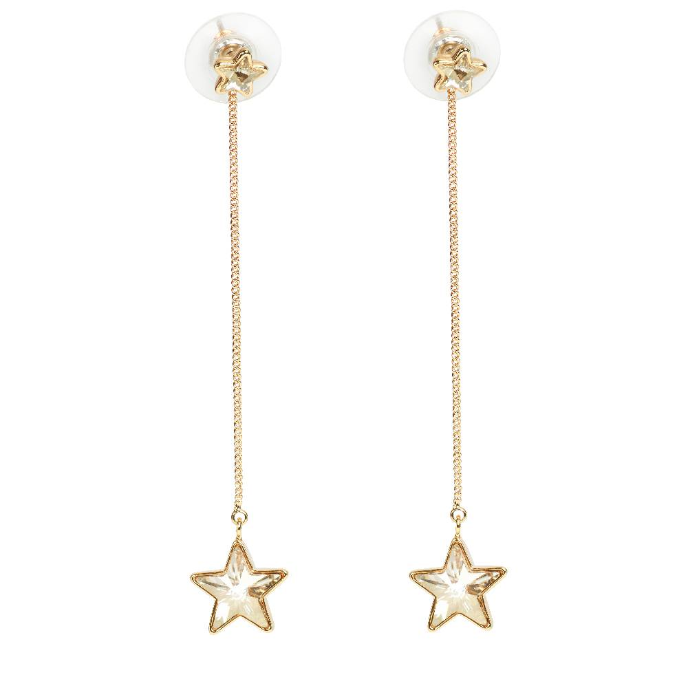 DEMI Collection Long Star gold/silvershade