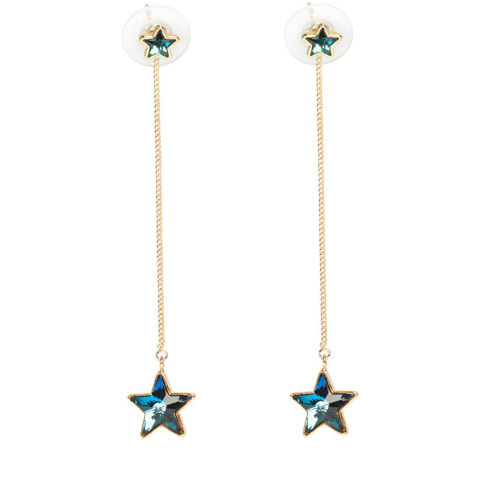 DEMI Collection Long Star gold/blau
