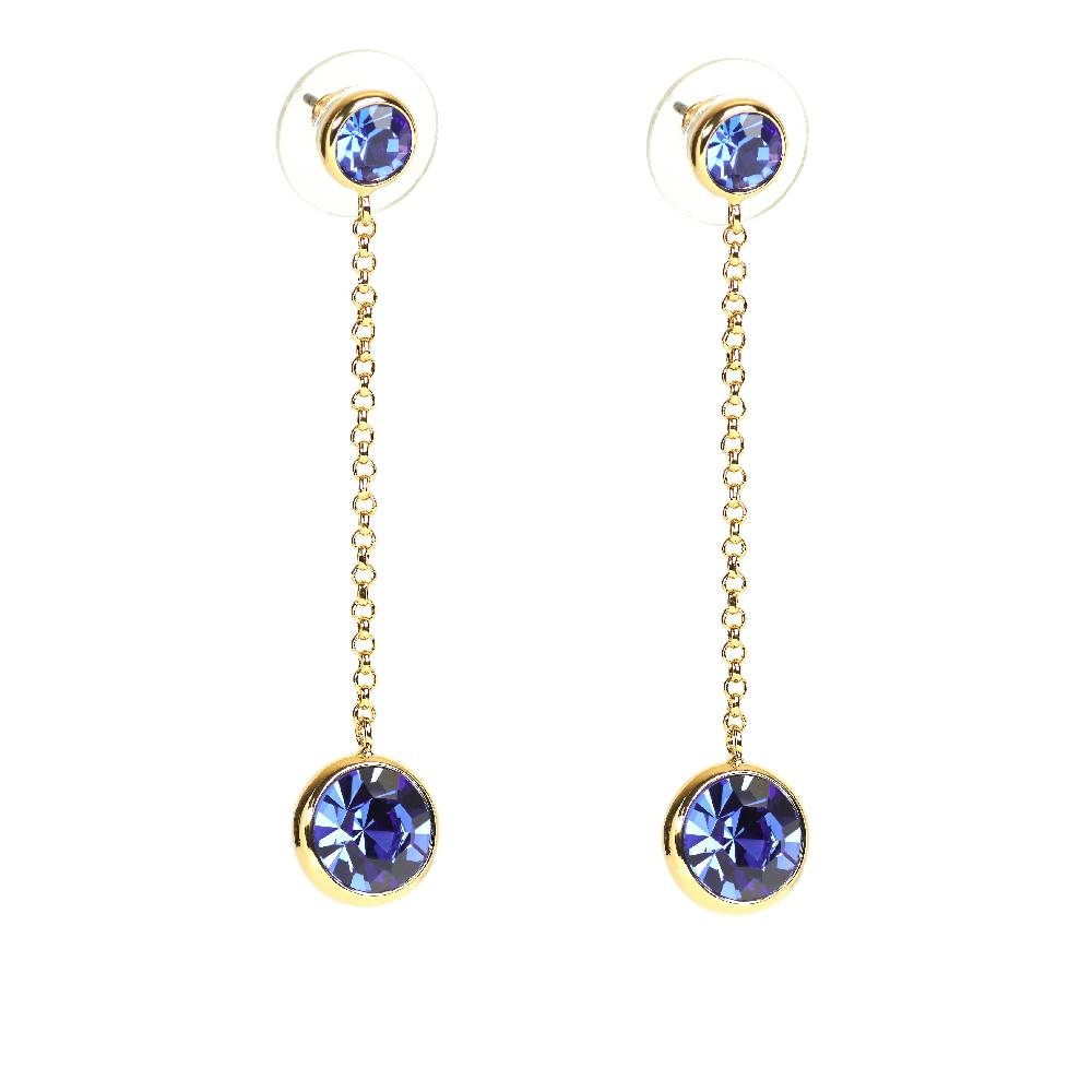 DEMI Collection Thunderball gold/Sapphire
