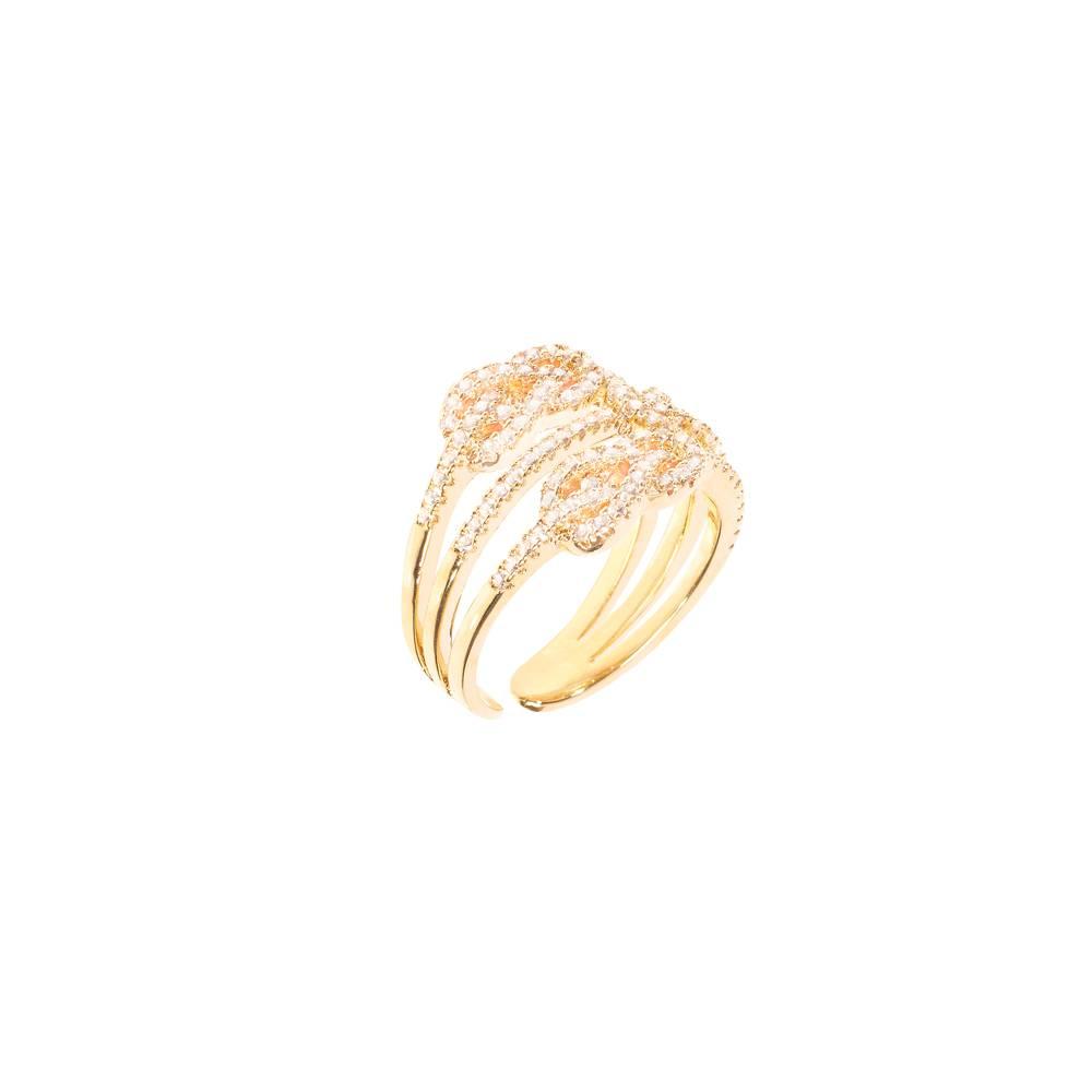 Stella-Bijou Ring Grace, gold