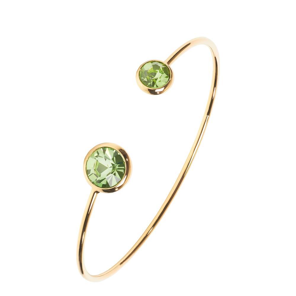 Punto gold/grün