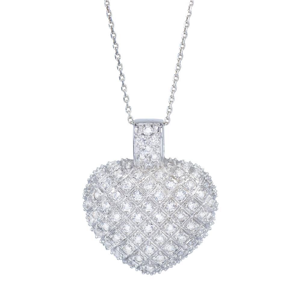 Halskette Fiona in Silber