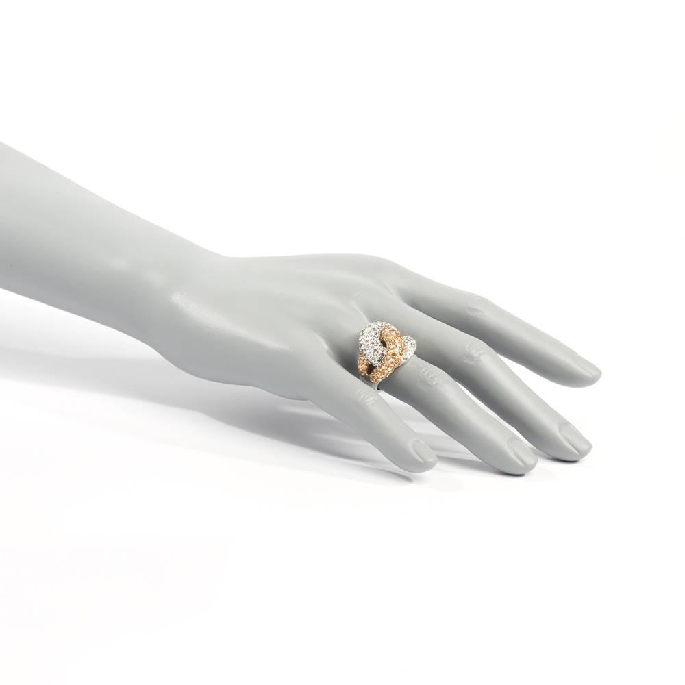 Stella-Bijou Ring Hollywood gold
