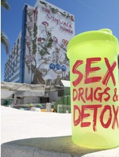 SEX, DRUGS & DETOX SIPPER