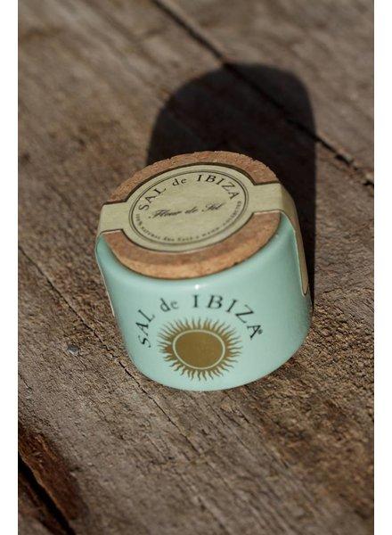 Fleur de Sel, Mini-Ceramic container, Eggcup, 28,35g