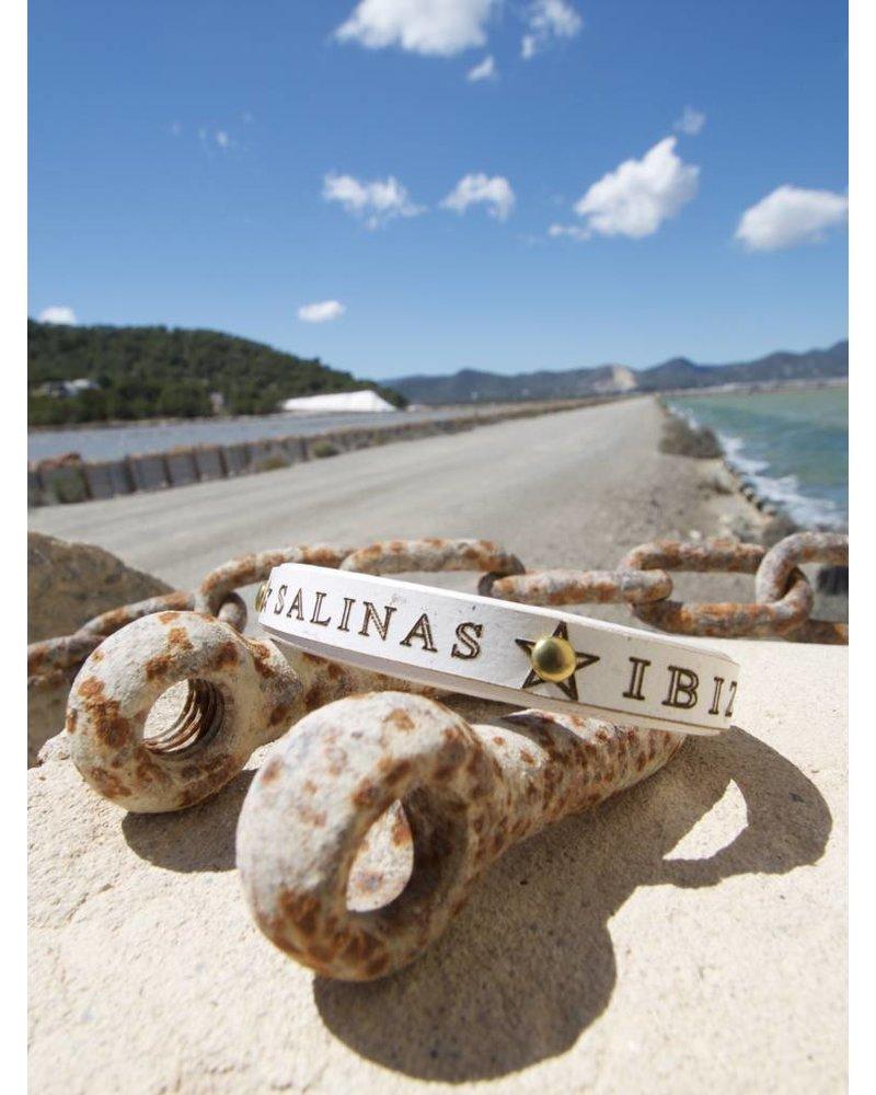 Salinas bracelet 3Choamano leather