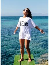 FREEDOM (white/black)