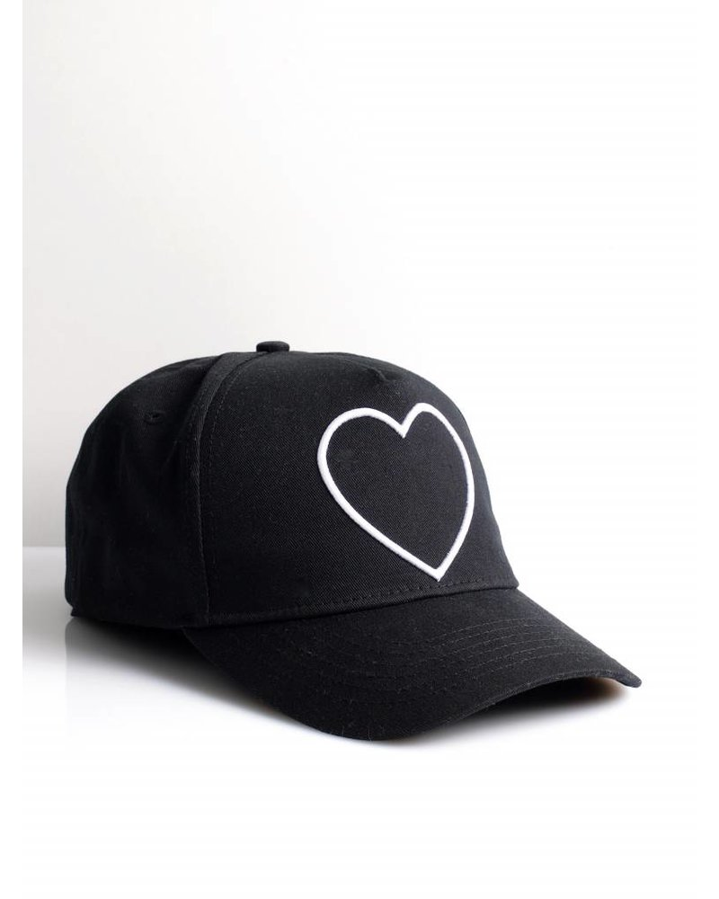 3D EMBROIDERED LOVE CAP