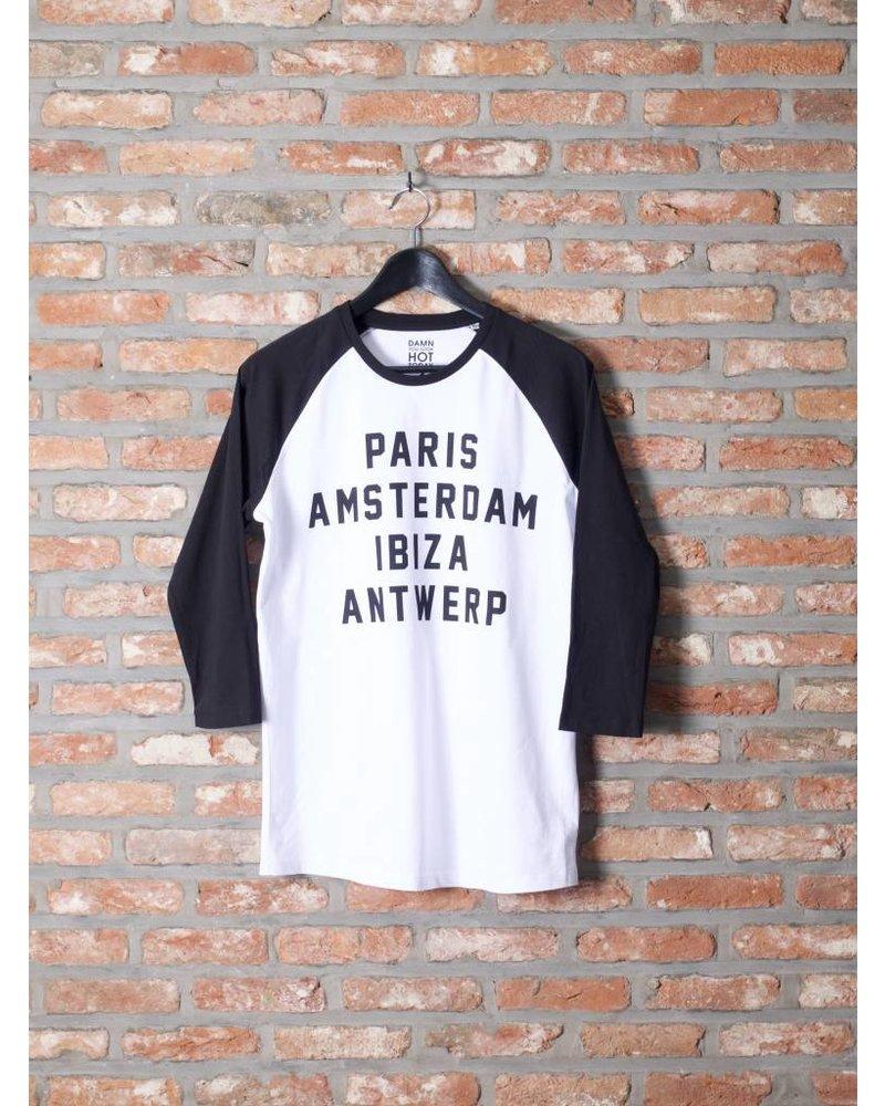 BASEBALL CITIES T-Shirt
