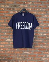 FREEDOM (blue/white)