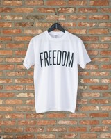 FREEDOM (white/black)