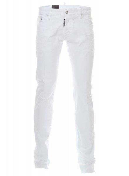 Dsquared2 Dsquared2 Slim Jeans White