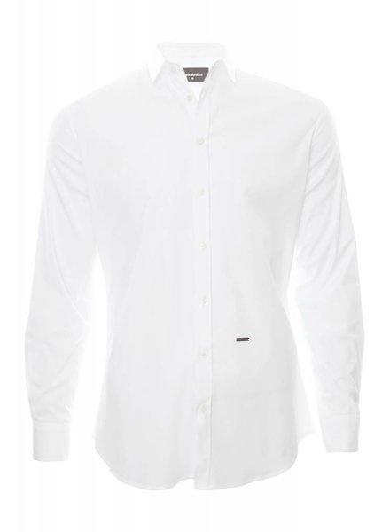 Dsquared2 Dsquared2 Dress Shirt White