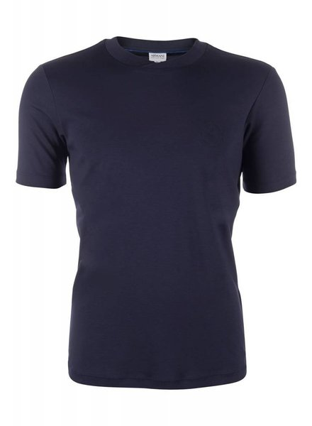Armani Collezioni Armani Navy T-shirt