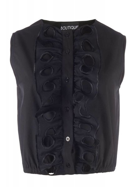 Boutique Moschino Boutique Moschino Blouse Black