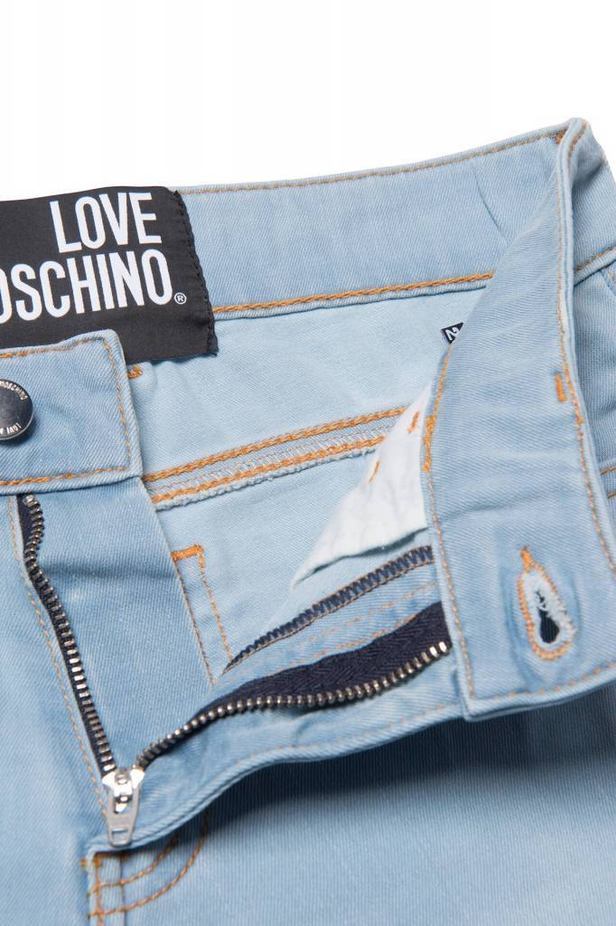 Love Moschino Love Moschino Jeans light blue