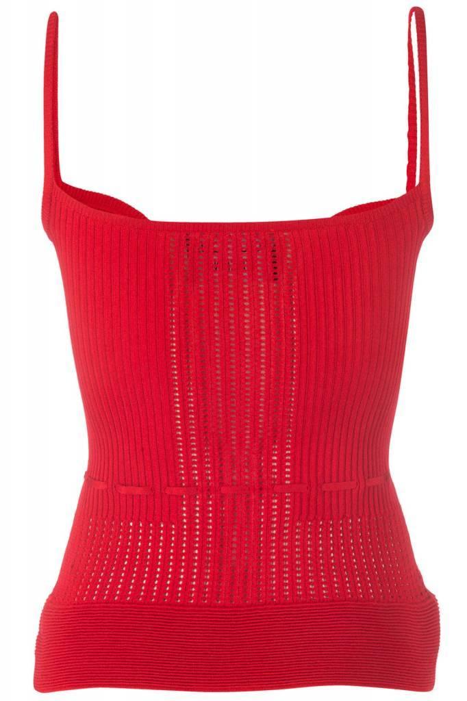 Boutique Moschino Boutique Moschino Red corset
