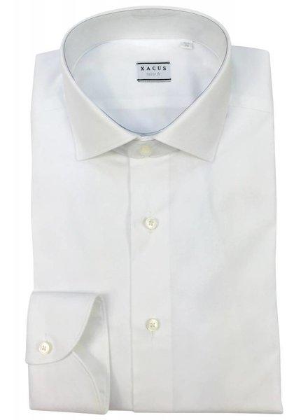 Xacus Xacus Dress Shirt Tailor White