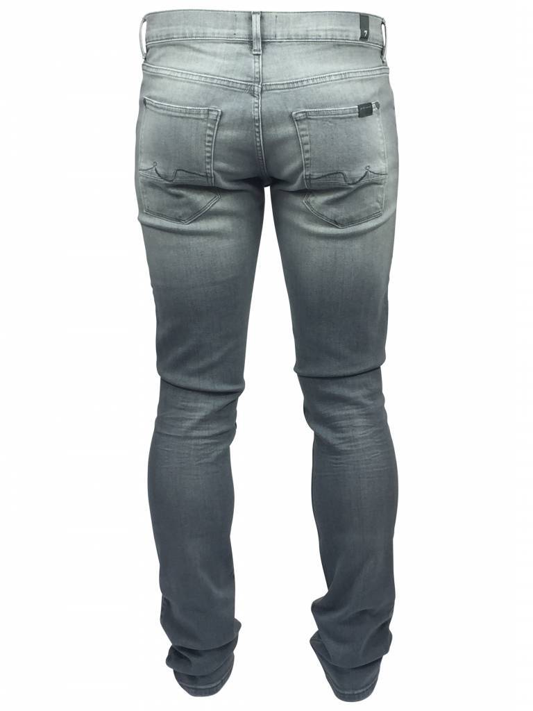 """7 For All Mankind 7 For All Mankind jeans """"Ronnie"""" grijs"""