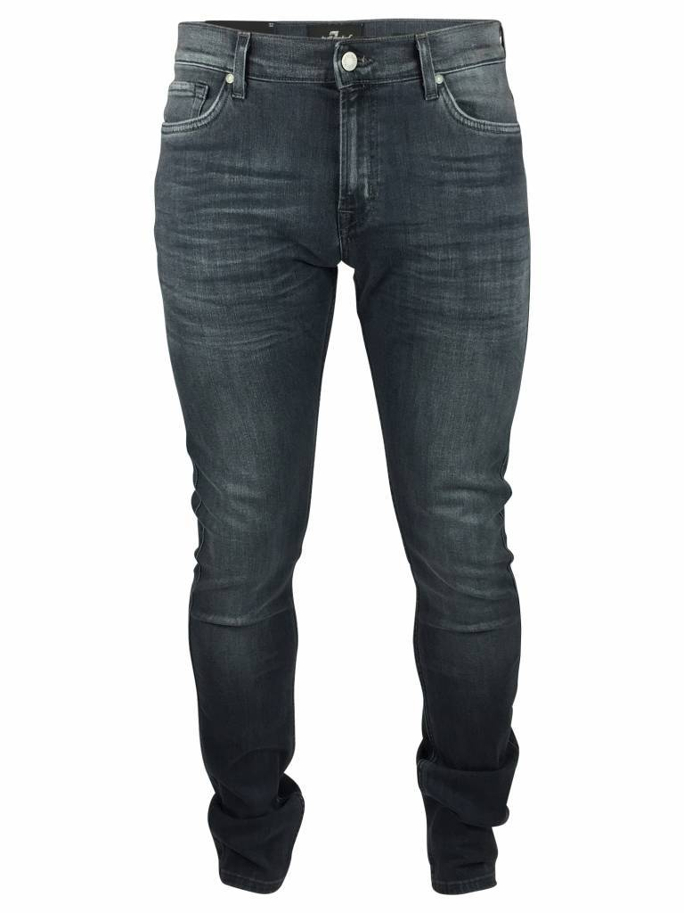 """7 For All Mankind 7 For All Mankind jeans """"Ronnie"""" Grijs LuxePerf"""