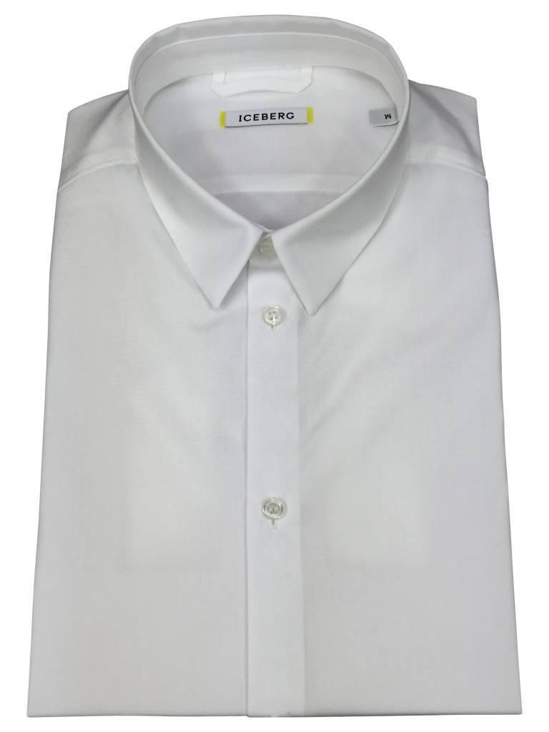 Iceberg Iceberg Dress Shirt Wit