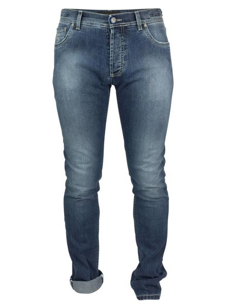 Richard J Brown Slim Jeans Lichtblauw