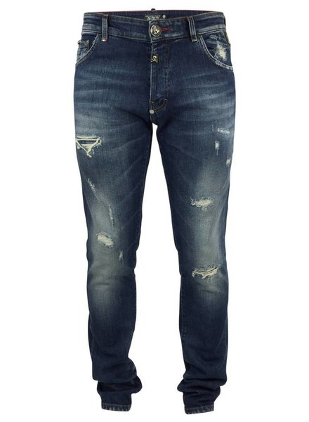 Philipp Plein Philipp Plein Jeans Blauw