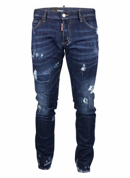 "Dsquared2 Dsquared2 ""Slim"" Jeans Blauw Bleached"