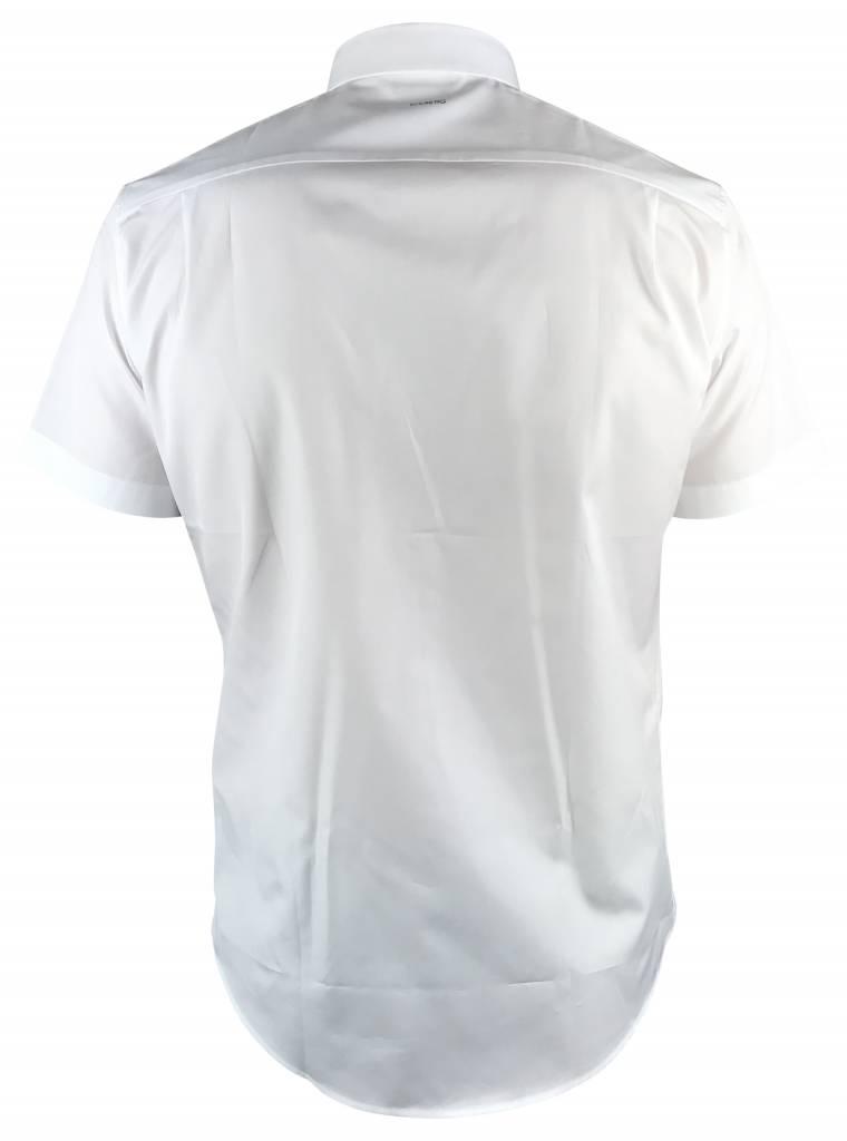 Iceberg Iceberg Shirt Korte Mouw Wit - G202 0696-1101