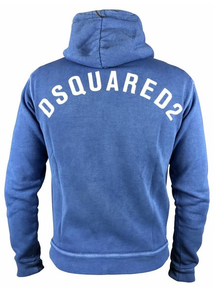 Dsquared2 Dsquared2 Sweater Vest Blauw