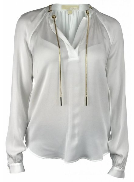 Michael by Michael Kors Witte Tuniek blouse