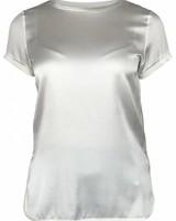 Pinko Wit zijde T-shirt Pinko