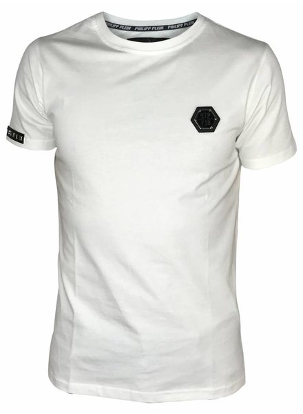 Philipp Plein Wit Philipp Plein T-shirt