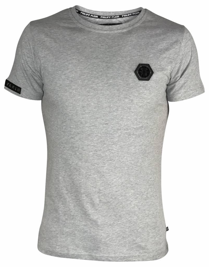 Philipp Plein Grijs Philipp Plein T-shirt- F17C MTK1024