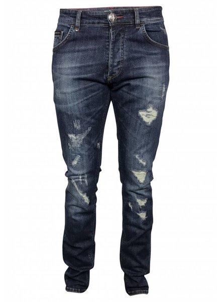 Philipp Plein Blauwe Philipp Plein jeans