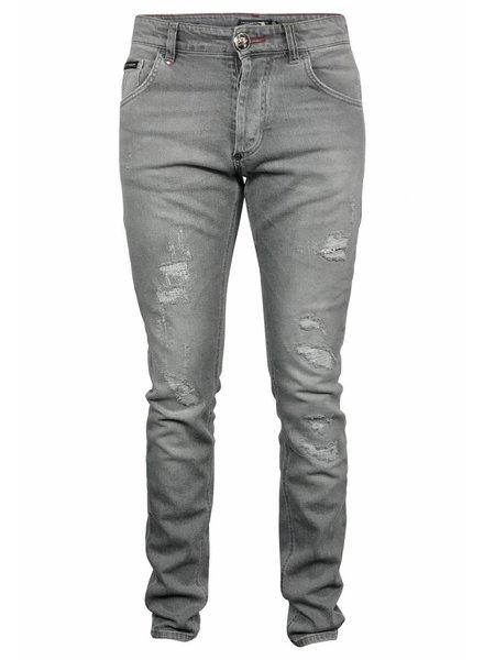 Philipp Plein Grijze Philipp Plein jeans