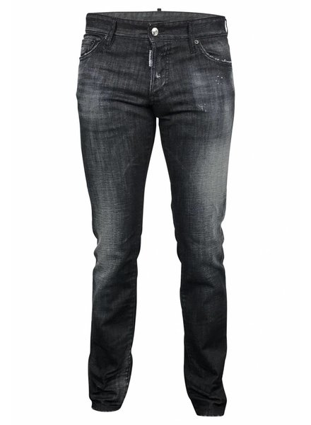 Dsquared2 Zwarte Dsquared Slim jeans