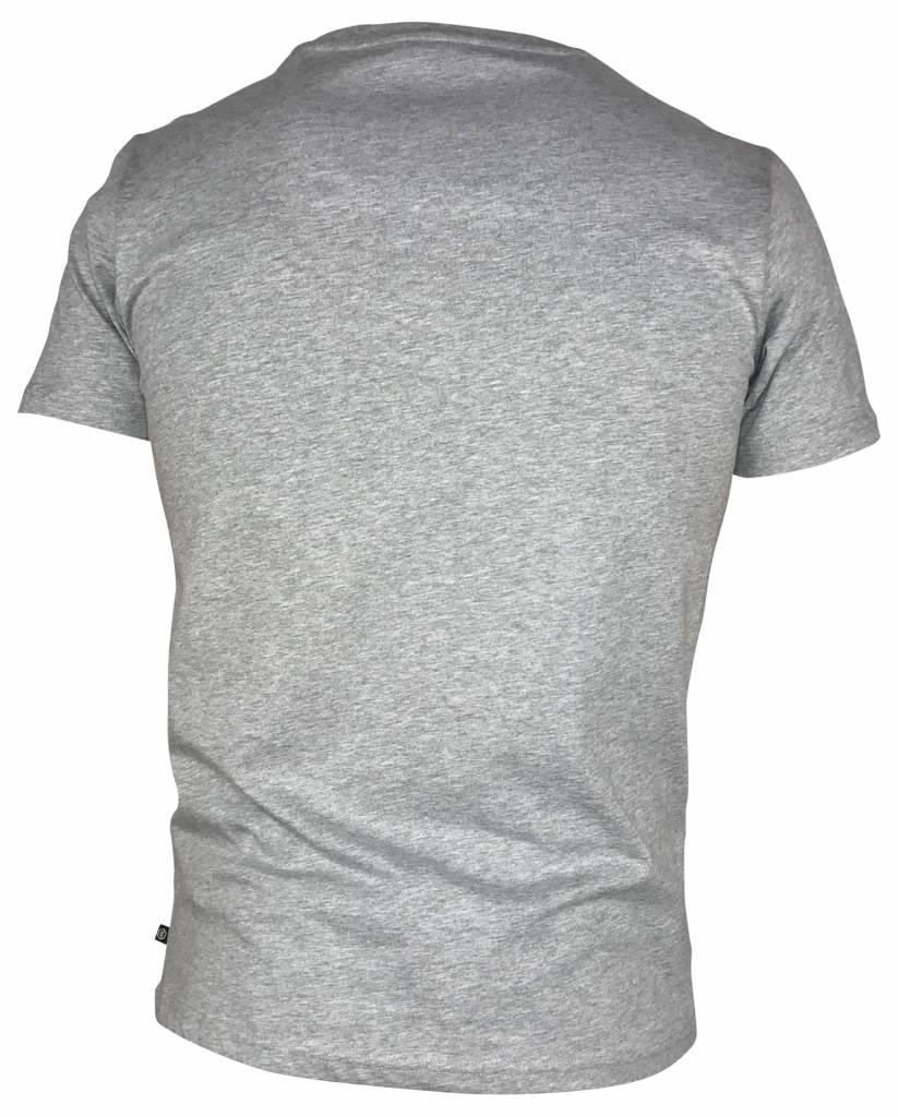 "Philipp Plein T-shirt ""Winter"" Grijs PP - MTK0079 PJY002N-1046"