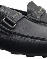 Philipp Plein Zwarte mocassin sneaker