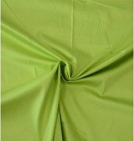 Satin Cotton Uni 0027 - lime green