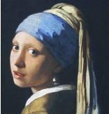 Jersey Inkjet 491 - Het meisje met de parel