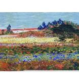 Jersey Inkjet 734 - Van Gogh / Blumengarten in Arles