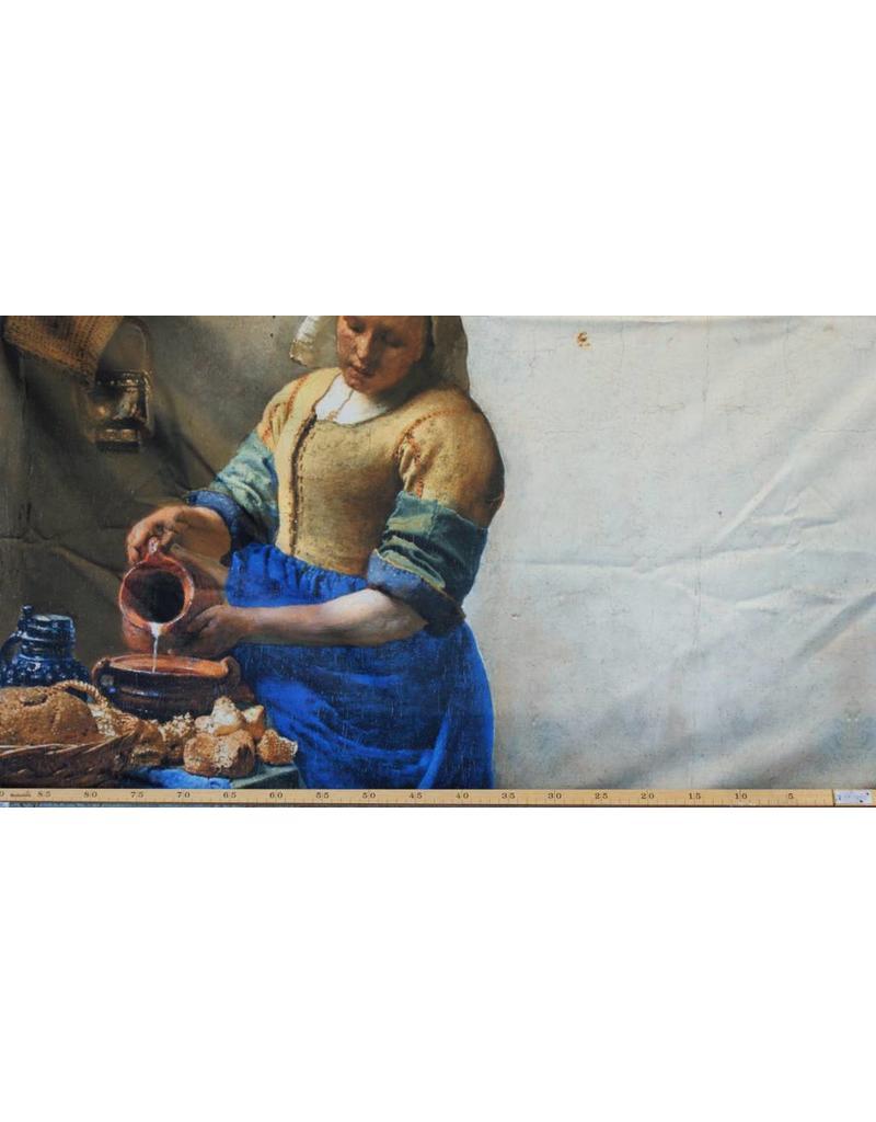 Katoen Inkjet 469 - het melkmeisje