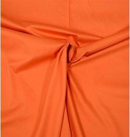 Satin Cotton Uni 0047 - orange