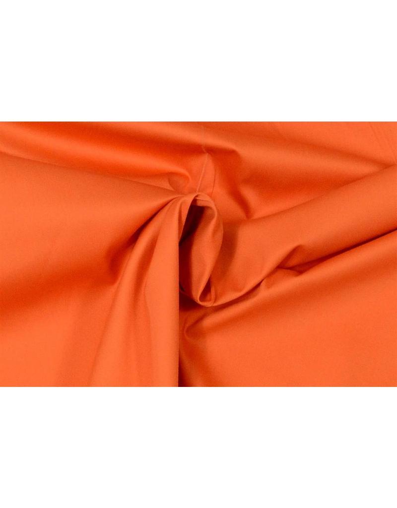 Katoen Satijn Uni 0047 - oranje